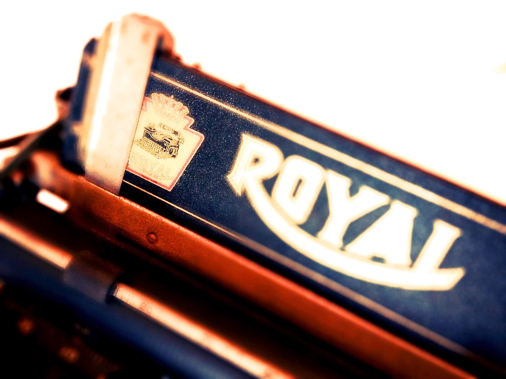 Photograph Royal Typewriter #10 by Doug Eymer on 500px