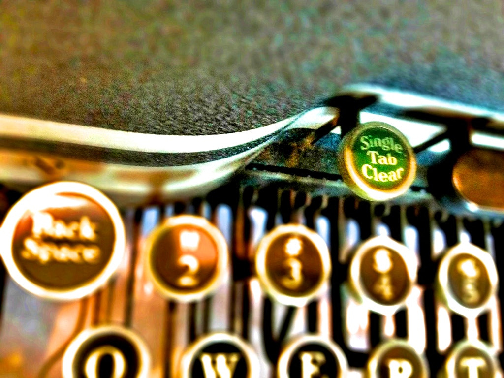 Photograph Silent Secretarial, Single Tab Clear by Doug Eymer on 500px