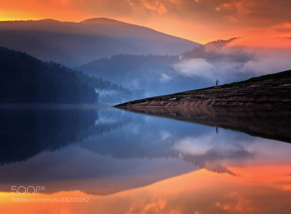 "Photograph ""Vidrau lake"" - 2 by Osher Partovi on 500px"