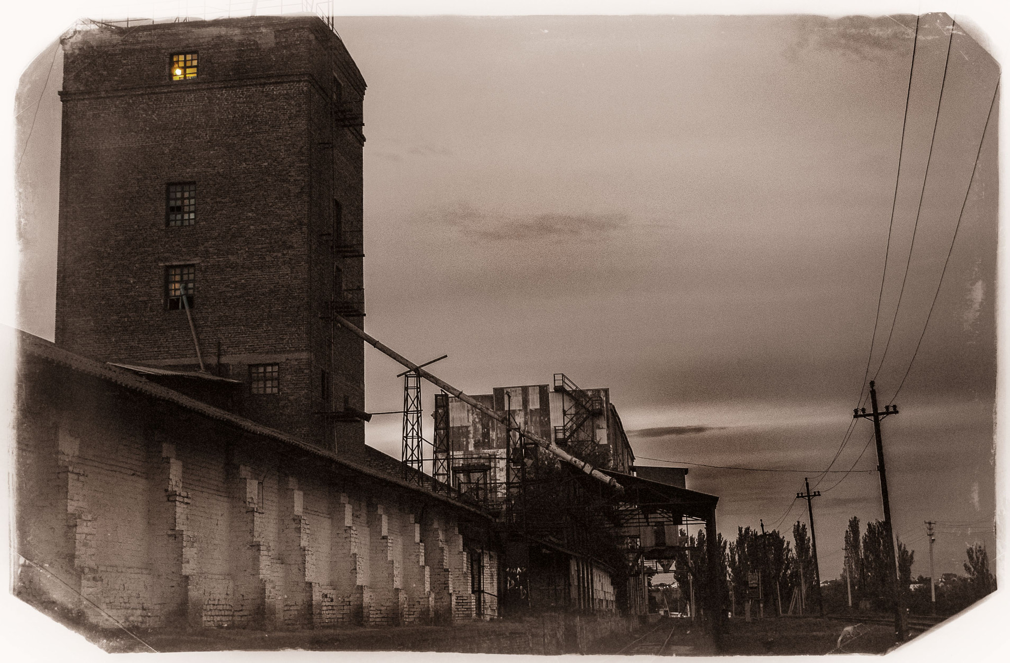Photograph Old factory by Krayan Storcheus on 500px