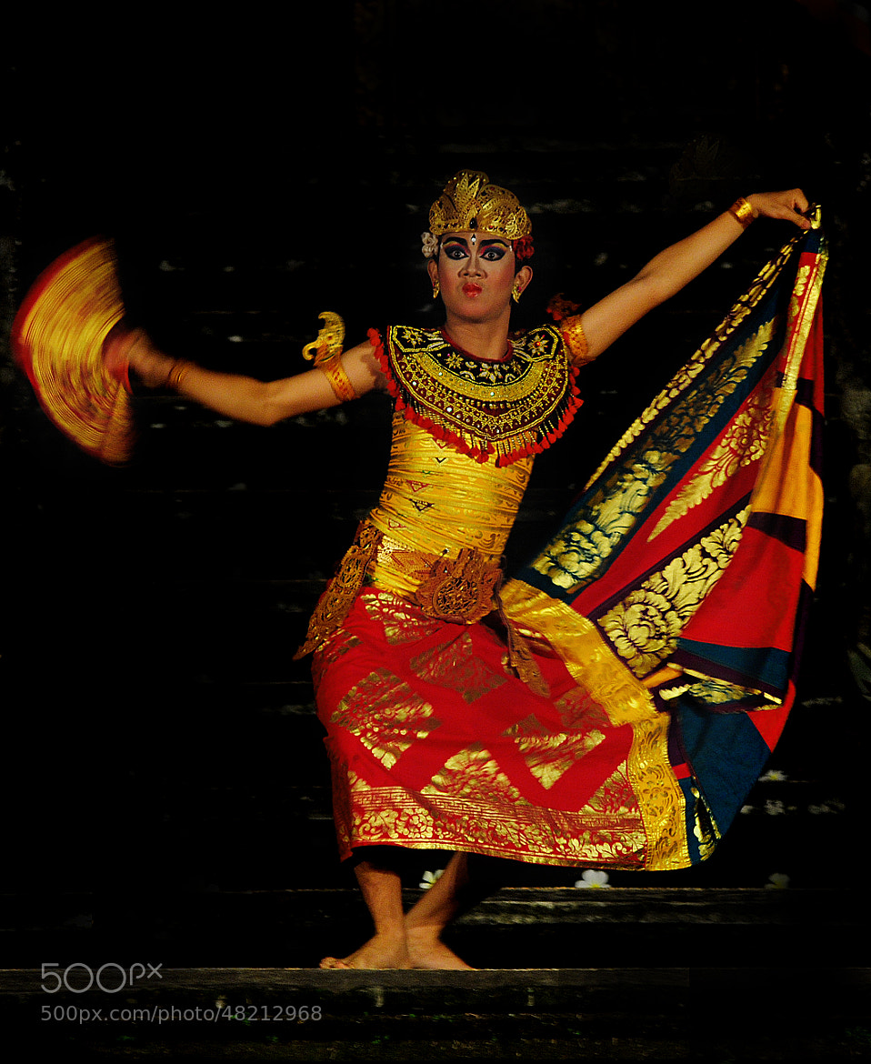 Photograph ubud-dancer by Jaimin Udhnawala on 500px