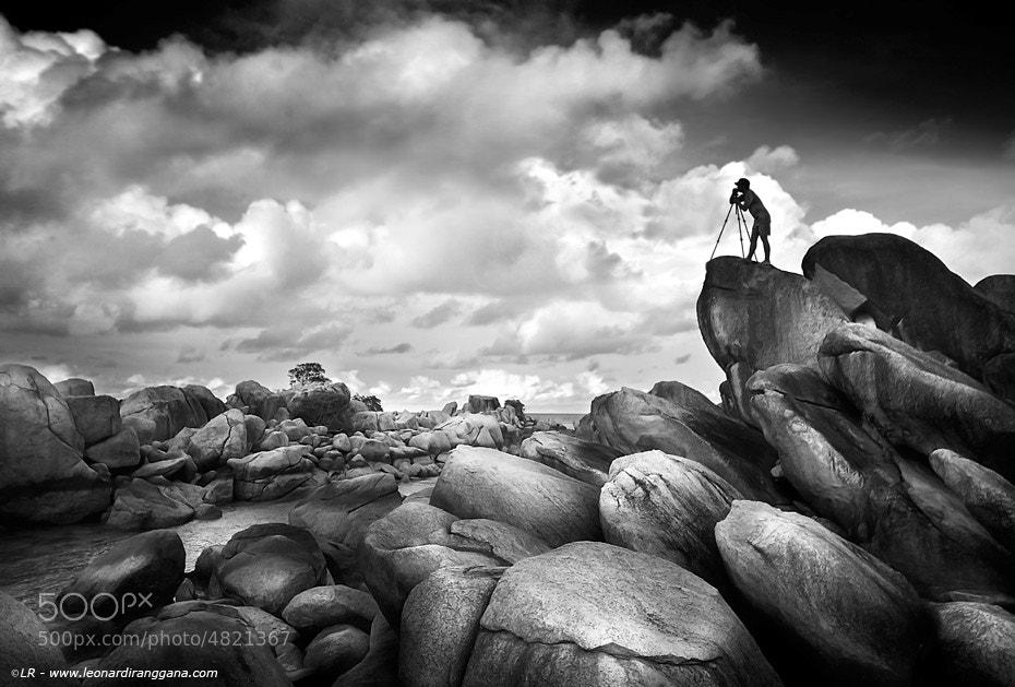 Photograph On The Rock by Leonardi Ranggana on 500px