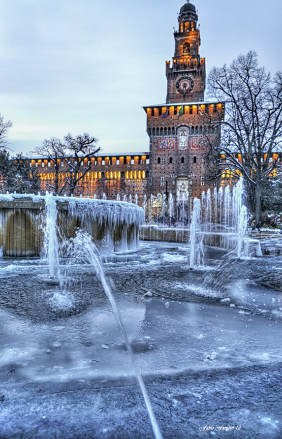 Photograph ice and history by Fabio F on 500px