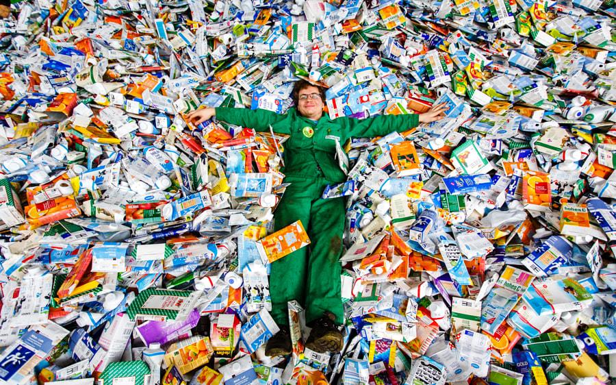 Getränkekarton-Recycling Schweiz