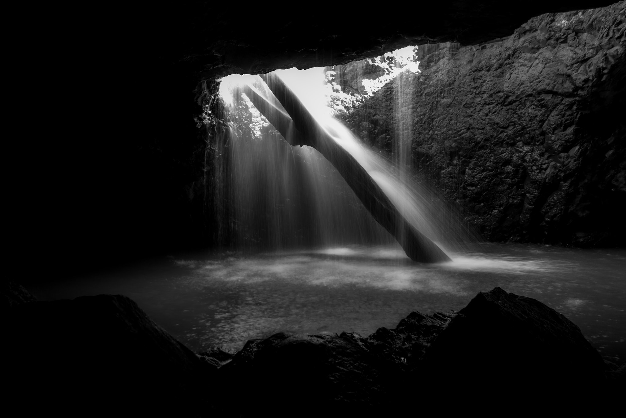 Photograph Visitor to Natural Bridge by Nolan Photography on 500px