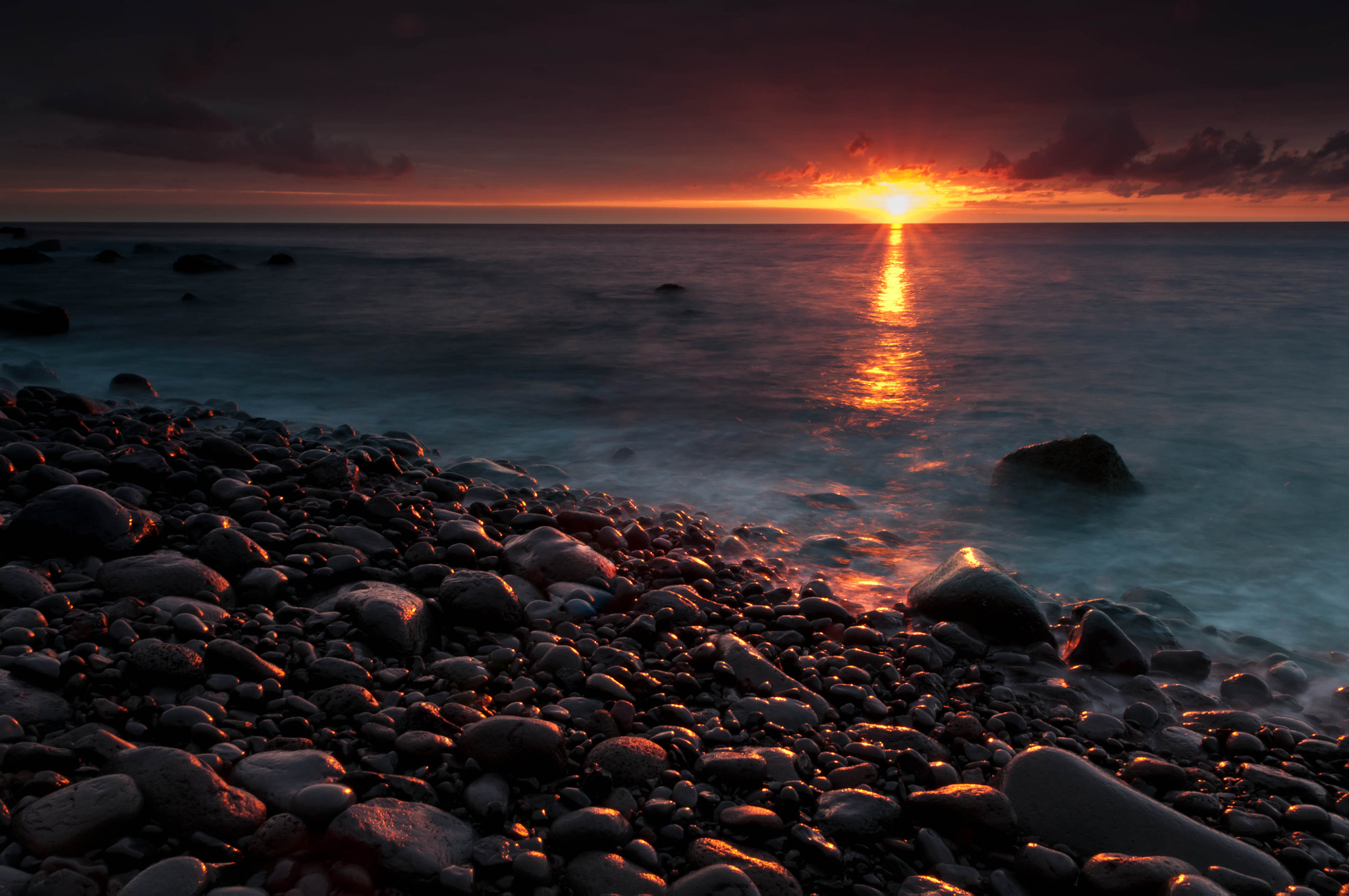 Photograph Sunset Jardim do Mar 2 by Anders Larsson on 500px