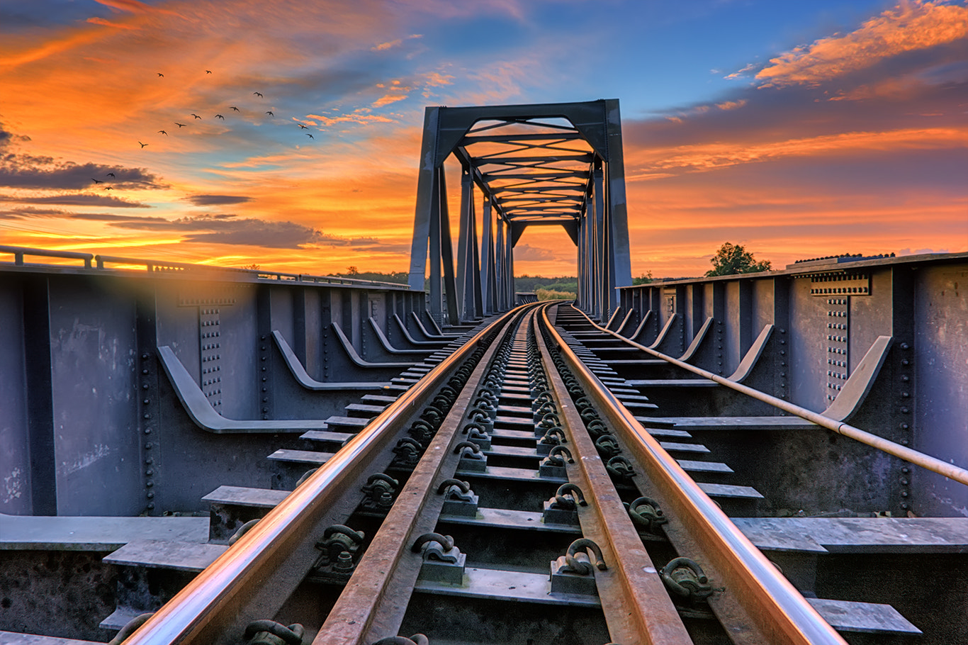Photograph Bridging The Gap by Edson Reyes on 500px