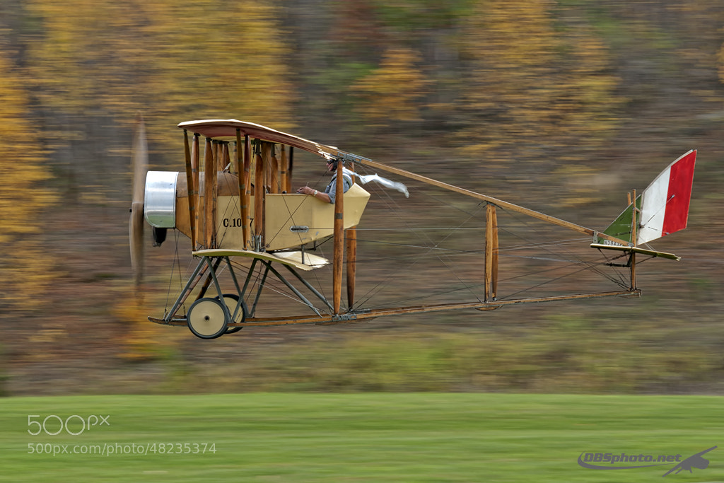 Photograph Caudron G-3 by Darek Siusta on 500px