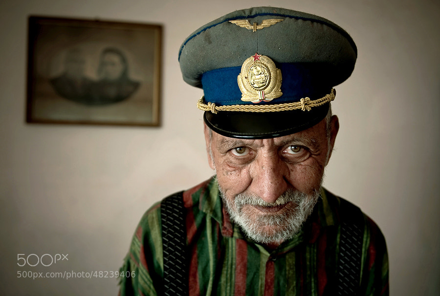 Photograph The old railwayman by Zoltan Huszti on 500px
