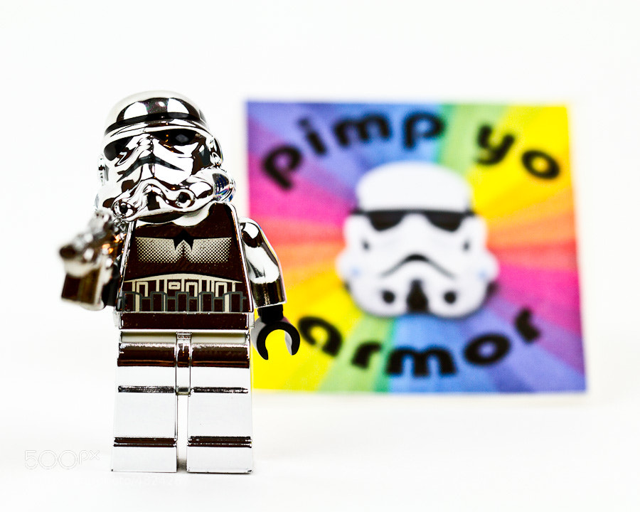 Photograph Stormtrooper Bling by Christian Cantrell on 500px