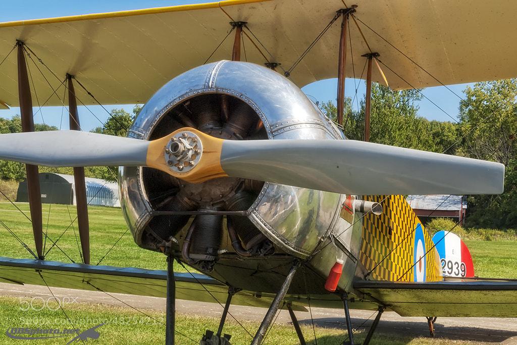 Photograph Avro 504K by Darek Siusta on 500px