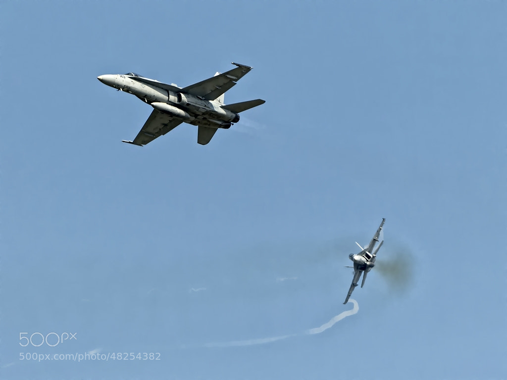 Photograph Dogfights by Darek Siusta on 500px