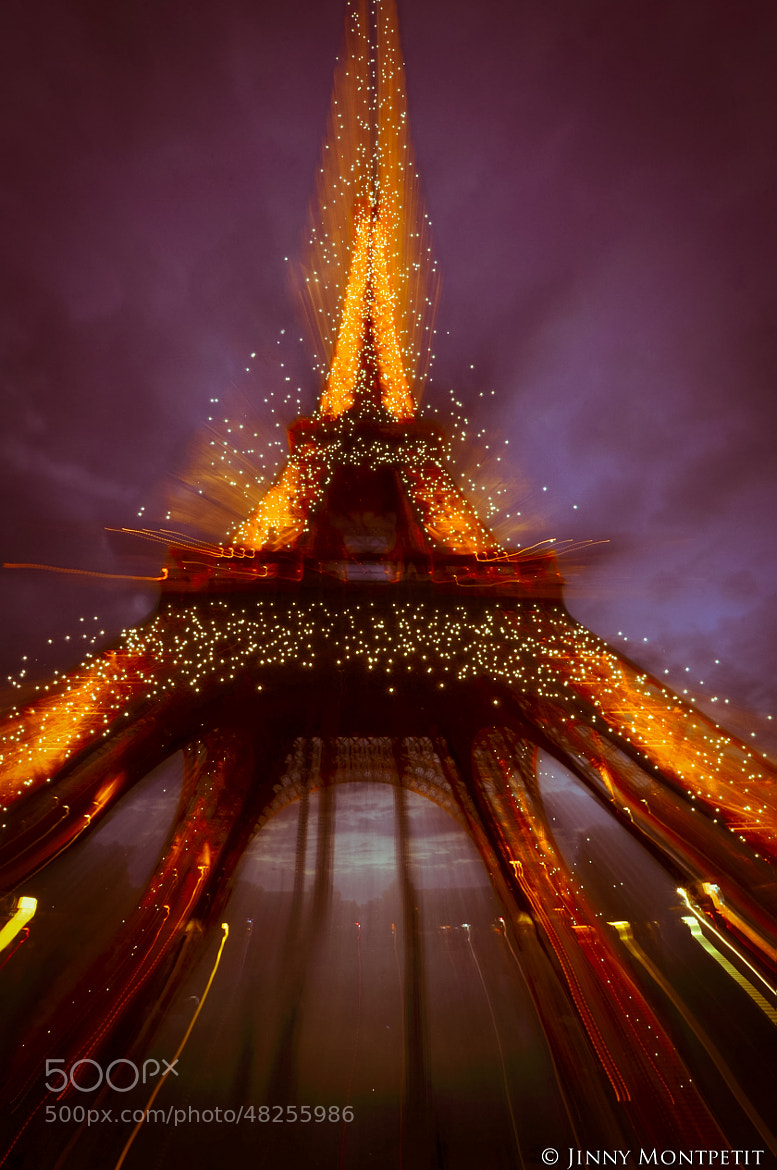 Photograph Tour Eiffel by Jinny Montpetit on 500px