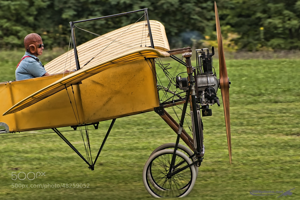 Photograph Bleriot XI by Darek Siusta on 500px