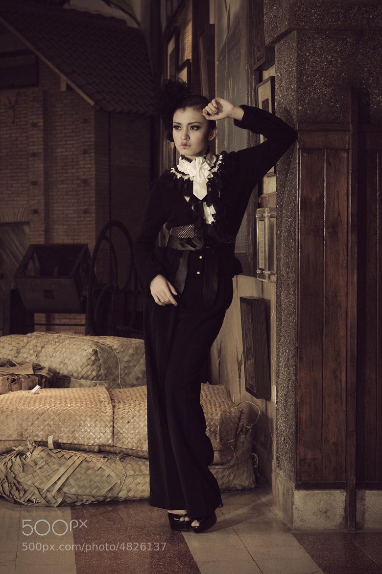 Photograph miss chaplin by ronald andrianto on 500px