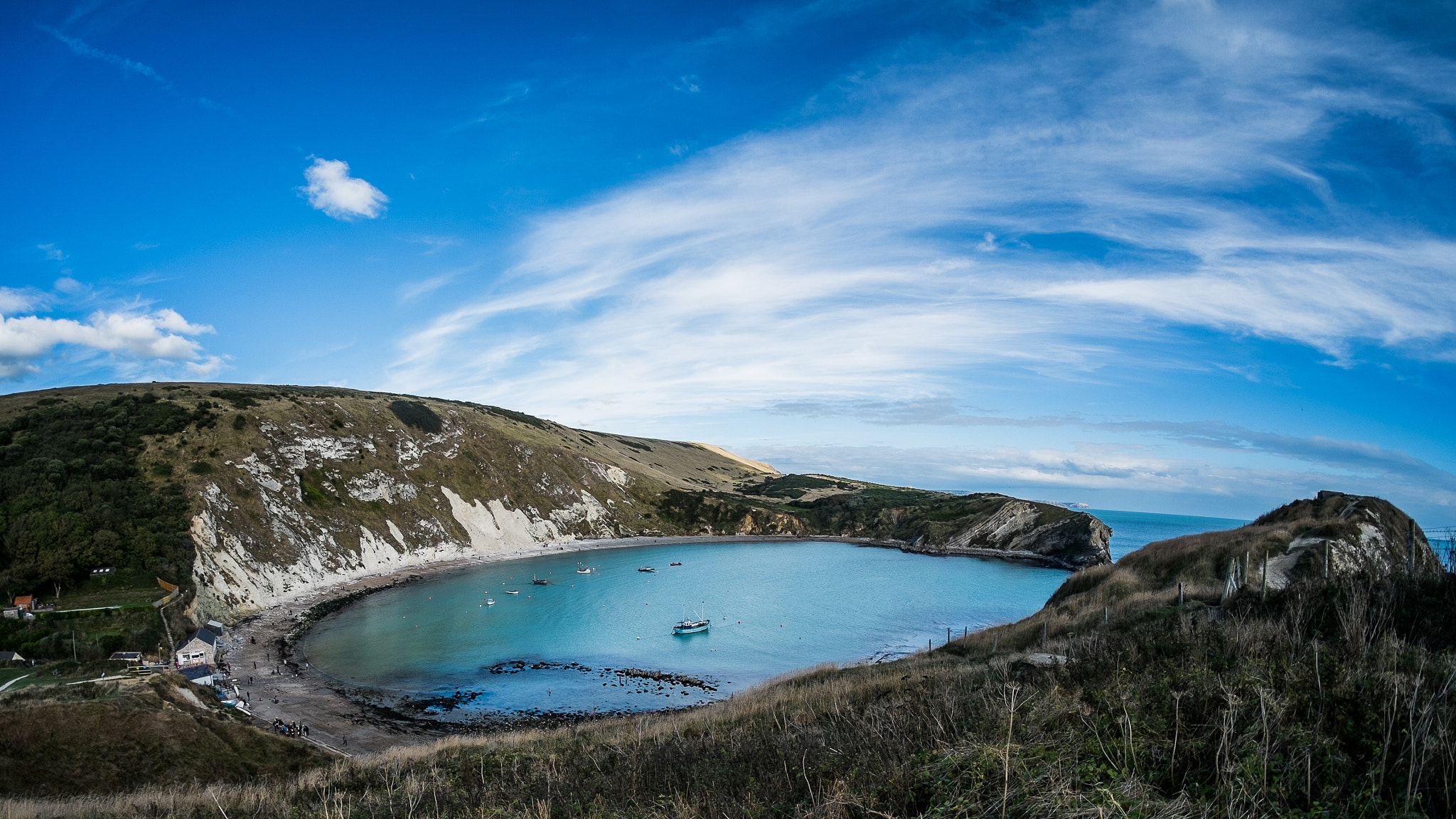 Photograph Fullworth Cove by Guy Swarbrick on 500px