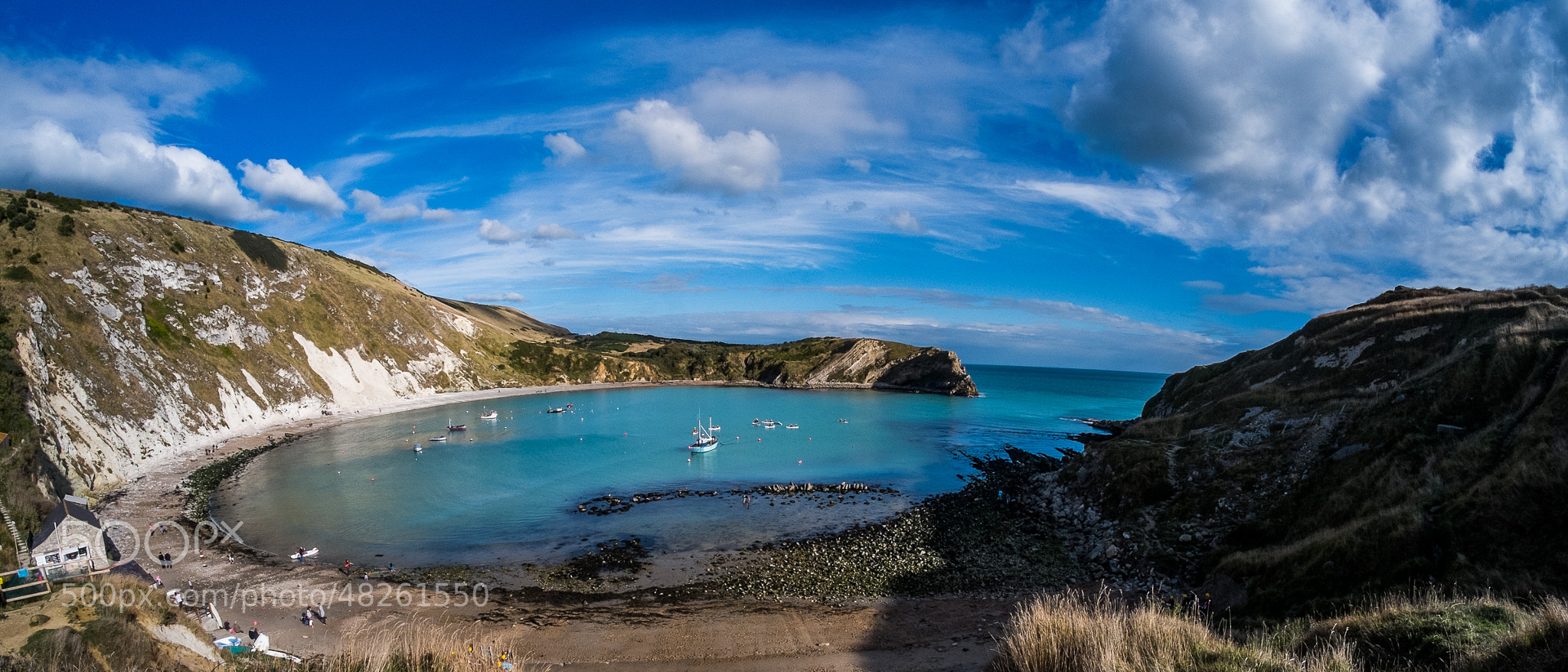 Photograph Big Lulworth by Guy Swarbrick on 500px
