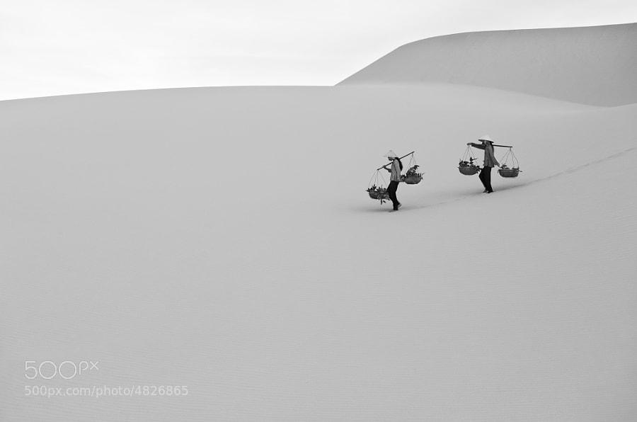 Mui Ne Sand Dunes by Marcellian Tan (marcellian)) on 500px.com