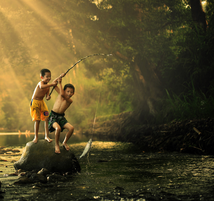 Photograph Catch by Alamsyah Rauf on 500px