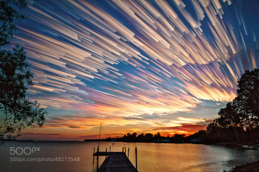 Photograph Twenty Minute Sunset by Matt Molloy on 500px