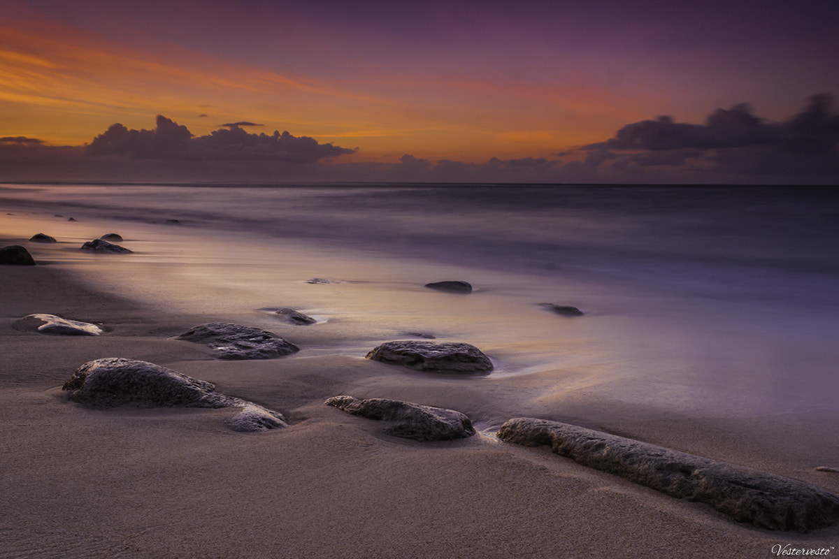 Photograph tranquil beach by Vester Vesto on 500px