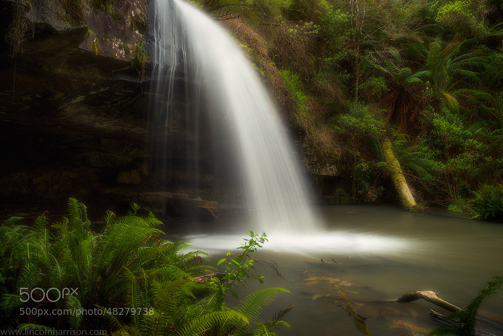 Photograph Kalimna Falls by Lincoln Harrison on 500px
