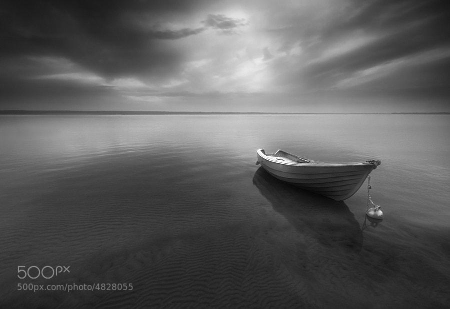 Boat... by Krzysztof Browko (Krzysztof_Browko)) on 500px.com