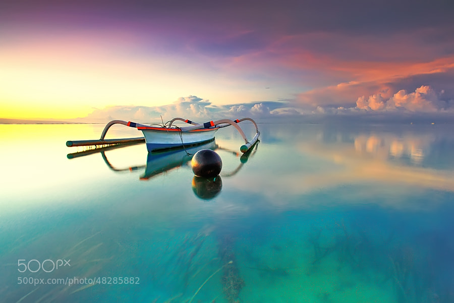 Photograph Serenity by Agoes Antara on 500px