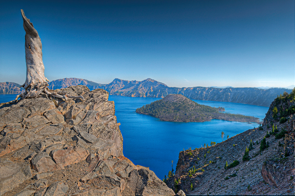 Photograph Crater Lake by Dieter Schaefer on 500px