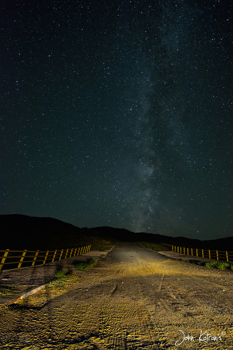 Photograph Milky way!!! by Giannis Kotronis on 500px