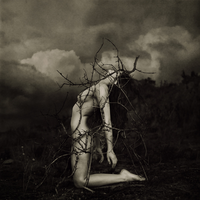 Photograph Chrysalis by Brooke Shaden on 500px