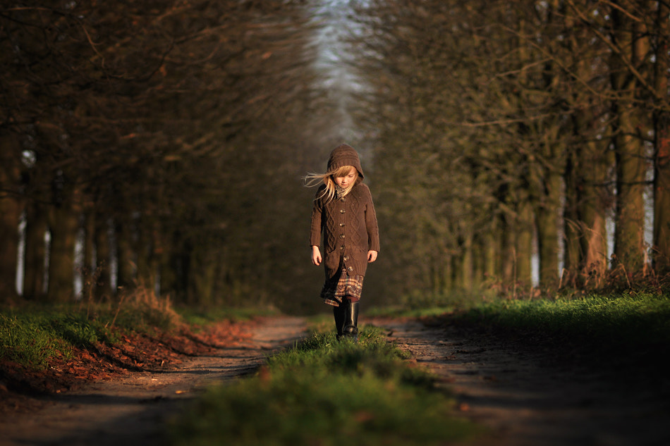Photograph on the road by Magdalena Berny on 500px