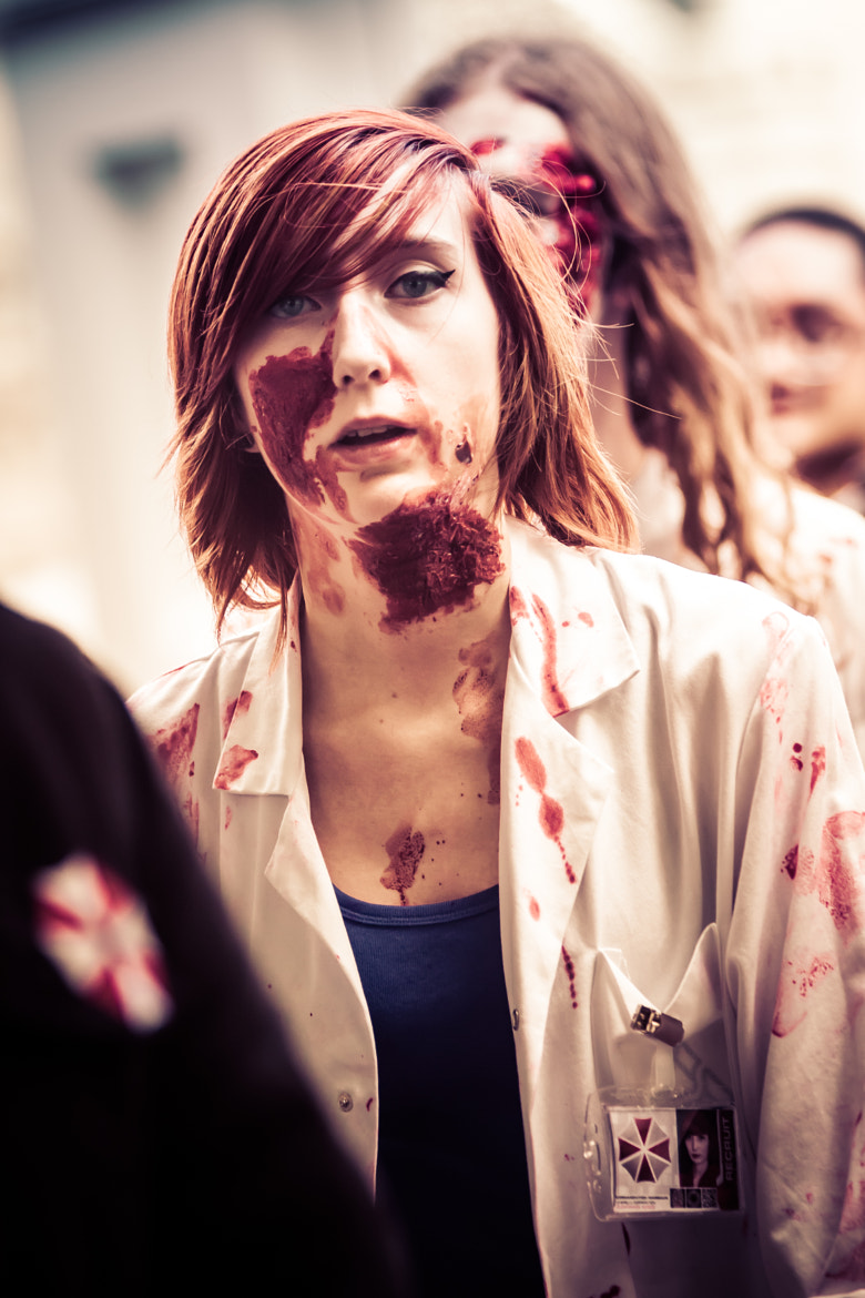 Photograph Umbrella Corp. zombie by Laurent Lê Quan Tho on 500px