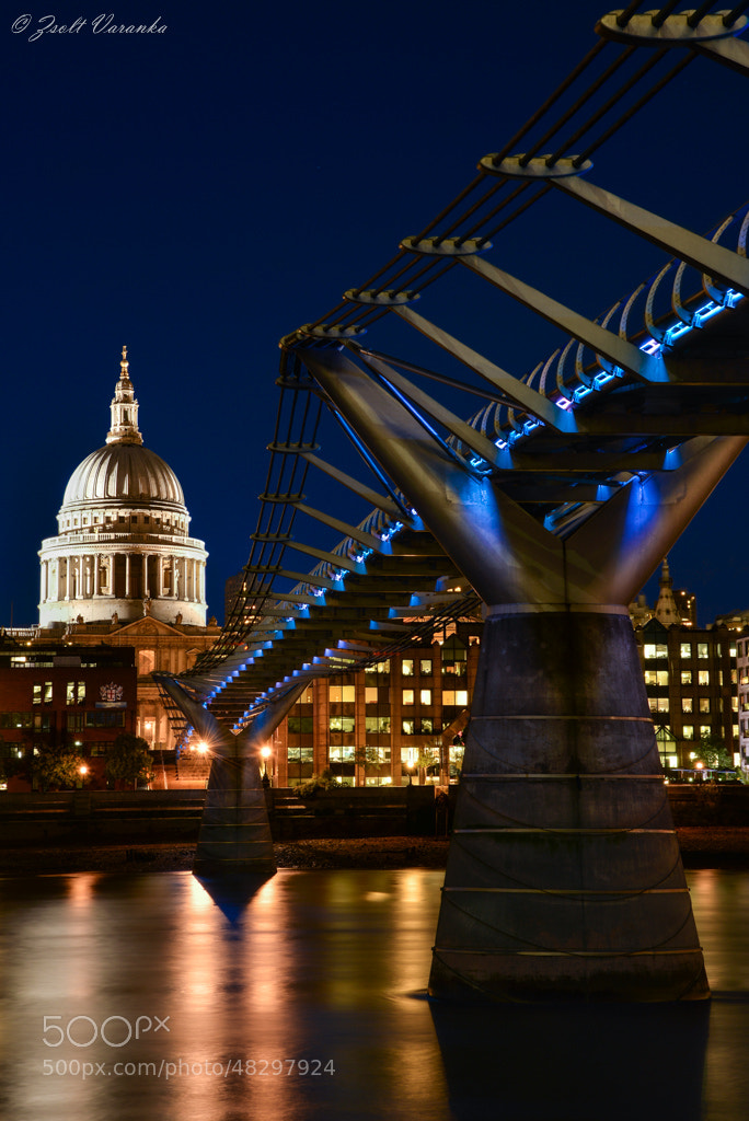Photograph St Paul's dome in glory by Zsolt Varanka on 500px