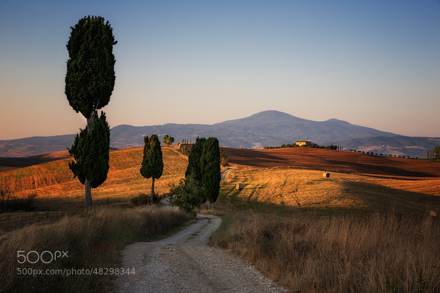 Photograph Dream of Tuscany by Don Pino on 500px