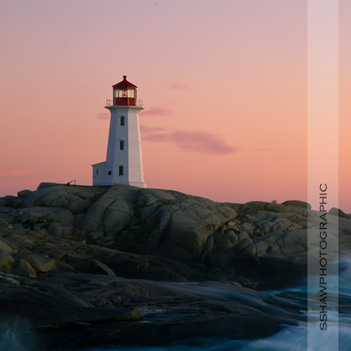 Photograph Peggy's Cove by Shane Shaw on 500px