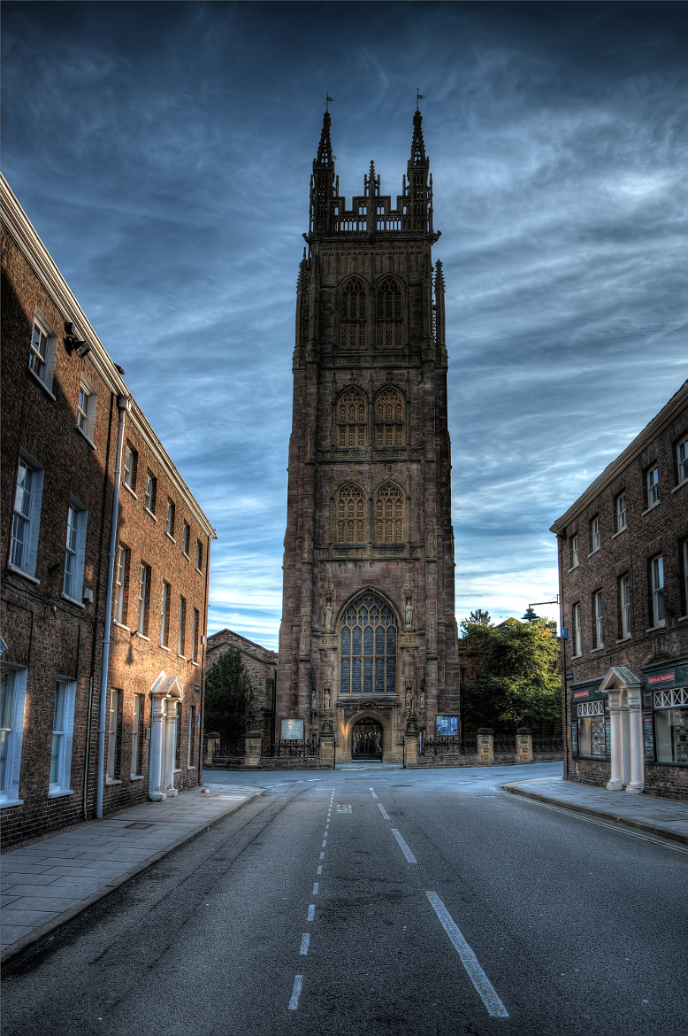 Photograph Mary Magdalene Church by Lord Parker on 500px