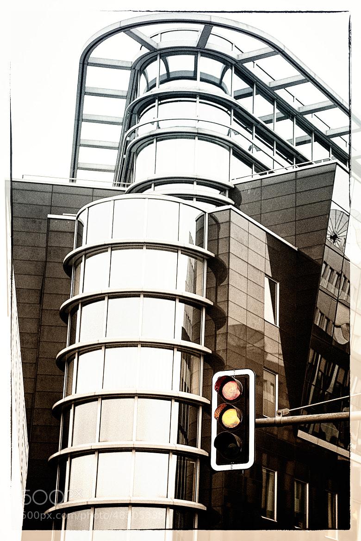 Photograph Berlin - Ampel | Berlin - Traffic light by Franz Engels on 500px