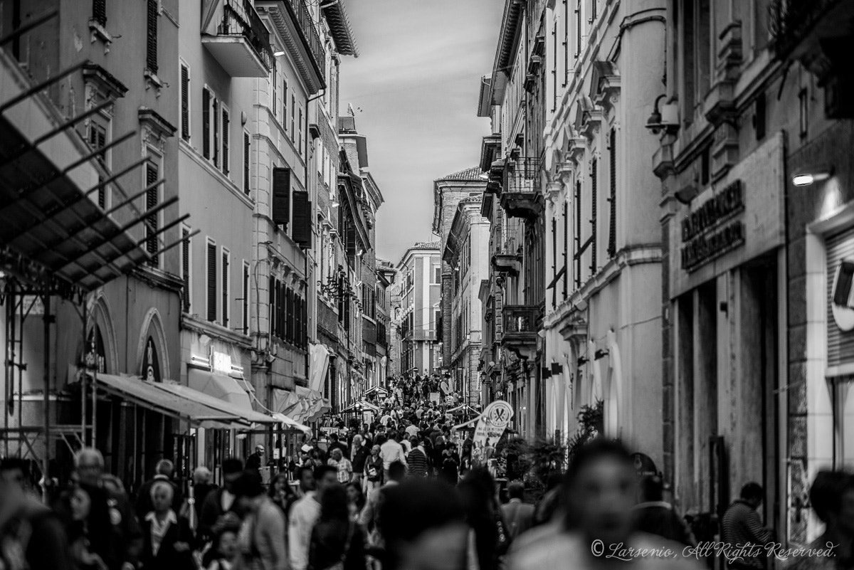 Photograph Street by Roberto Flamini on 500px