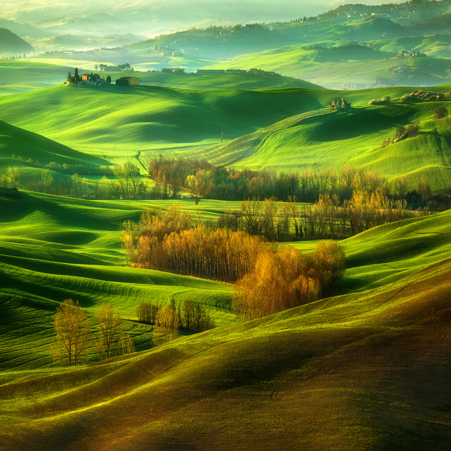 Photograph Valley... by Krzysztof Browko on 500px
