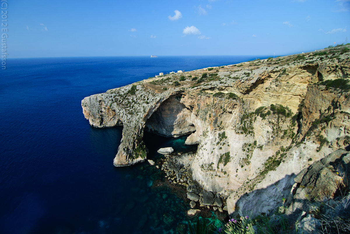 Photograph Malta Blue Grotto by Eje Gustafsson on 500px