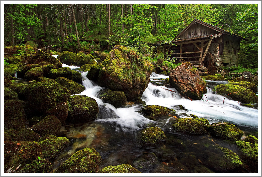 Photograph The Old Mill by Tobi K on 500px