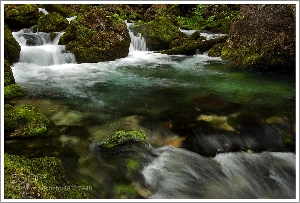 Photograph Soft Flow by Tobi K on 500px