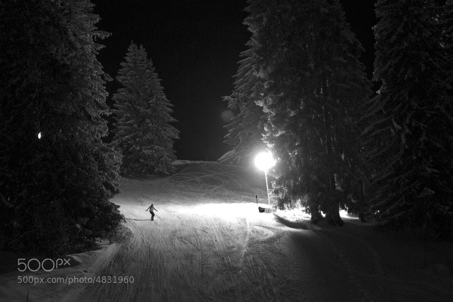 Nightride by Matthias Wirth (electrix)) on 500px.com