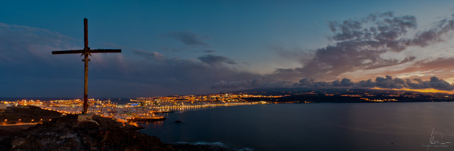 Photograph Panoramica de las Palmas by Fernando Mozo on 500px