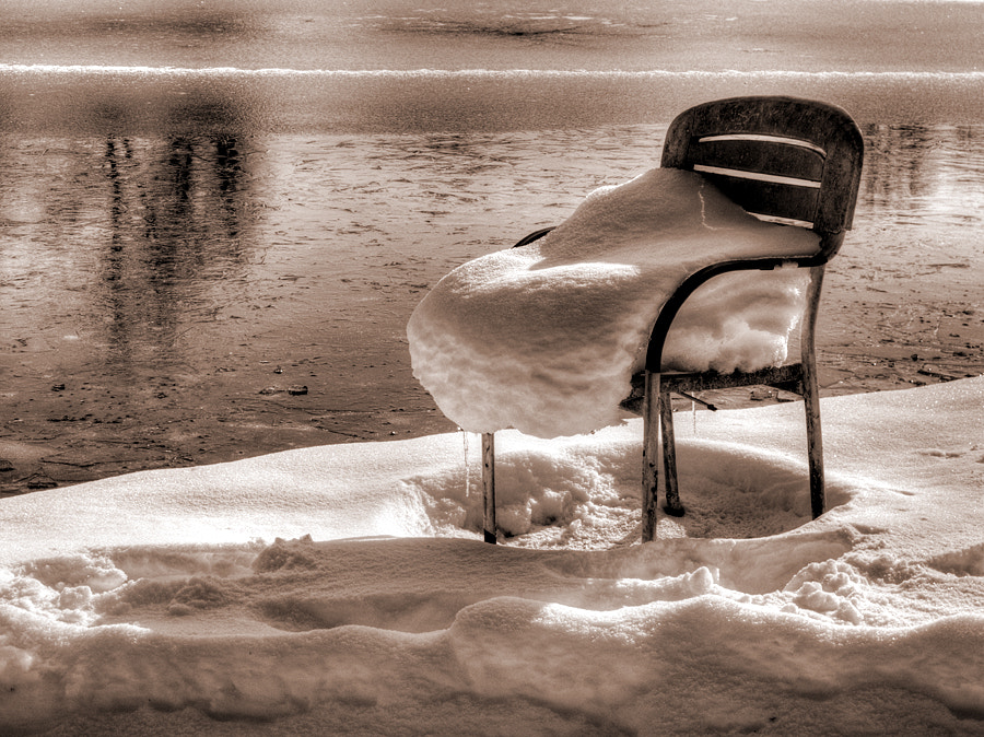 Photograph Abandoned chair by Michele Galante on 500px