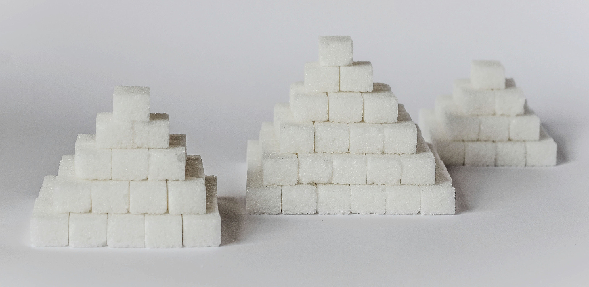 Photograph Sugar pyramids by András Herceg on 500px