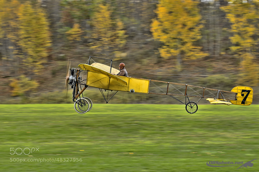 Photograph Second oldest flying aircraft by Darek Siusta on 500px