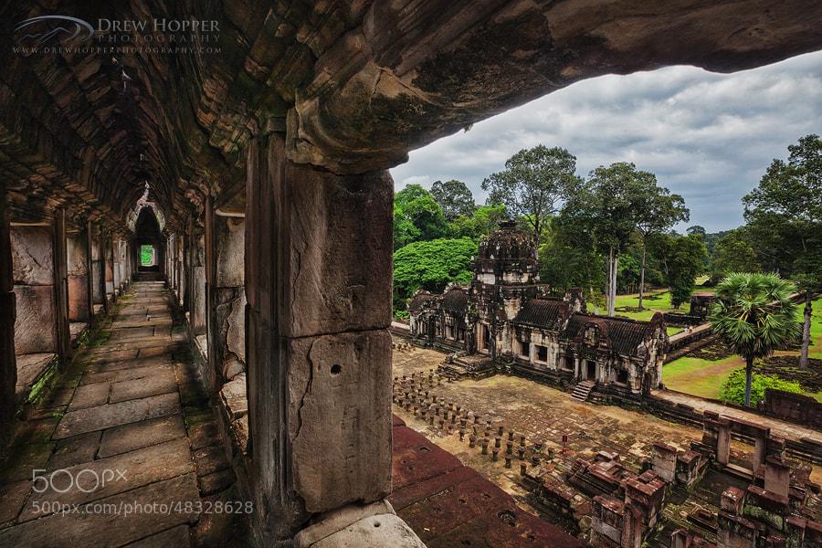 Photograph Khmer Baphuon by Drew Hopper on 500px