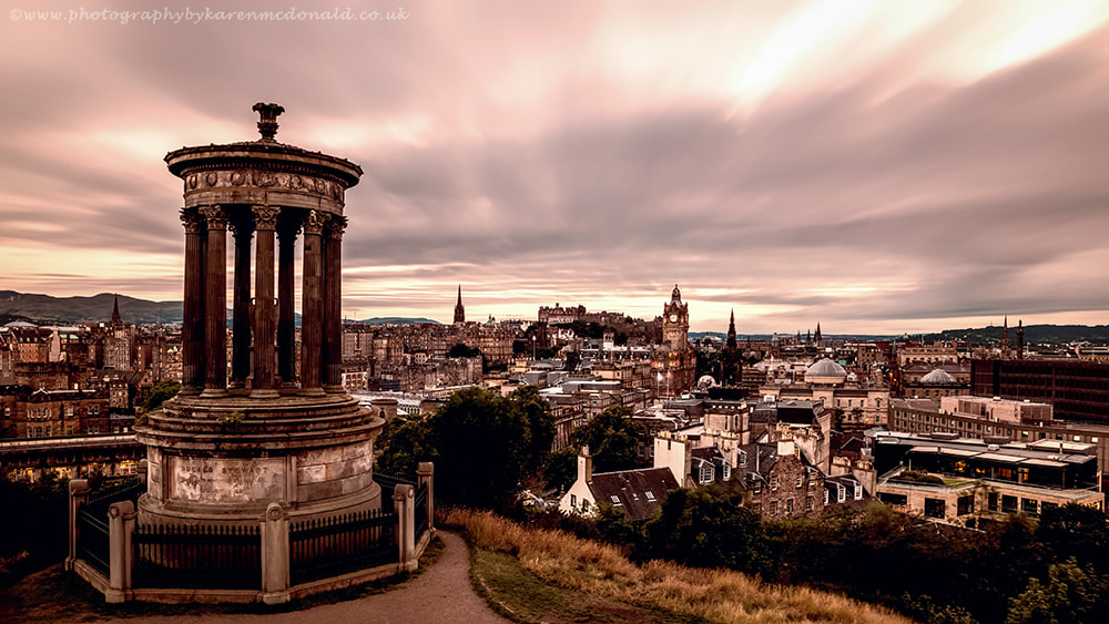 Photograph Edinburgh by Karen McDonald on 500px